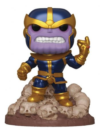 Funko POP! vinyl PX Previews Marvel Comics Thanos Figure Snap Limited Edition Figure Instock